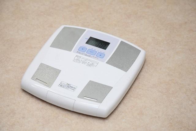 体重の激減