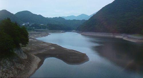 東京(首都圏)の水不足の原因は?貯水率の回復の目処は?