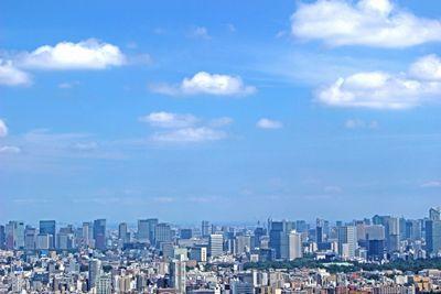 上空1500mの空の様子